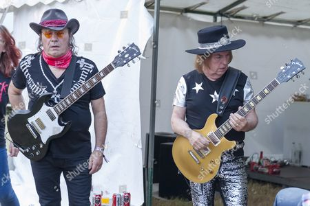 Stock Picture of Slade - Mal McNulty and Dave Hill