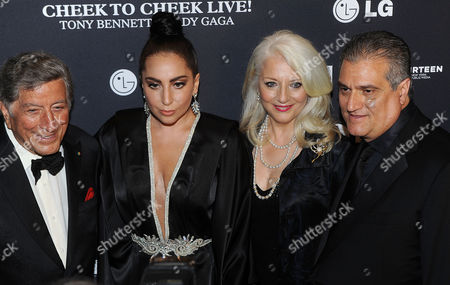 Joe Germanotta Stock Photos, Editorial Images and Stock