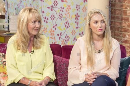 Karen Atkinson and her mum Linda