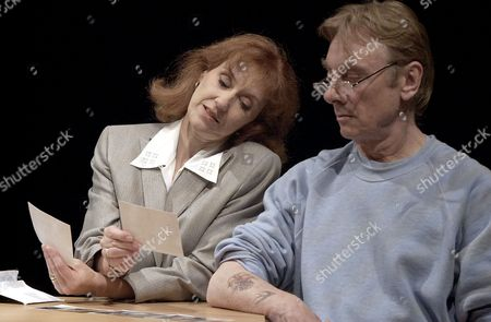 TOM GEORGESON AND ANITA DOBSON