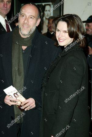 Elizabeth Vargas and Marc Cohen