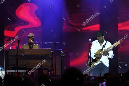 Booker T. Jones, Marcus Miller