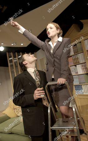 JALAAL HARTLEY AND EMMA CUNNIFFE