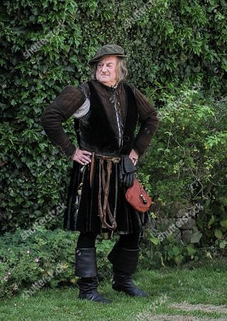 Editorial image of 'Wolf Hall' on set filming, Gloucester, Britain - 29 Jul 2014
