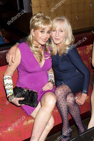 Sally Farmiloe-Neville and Liz Brewer