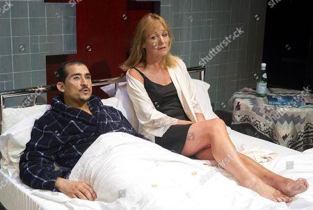Nadil Elouahabi as Carlos and Caroline Langrishe as Lydia