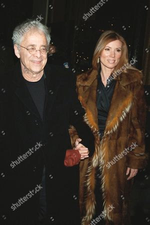 CHUCK BARRIS AND WIFE MARY