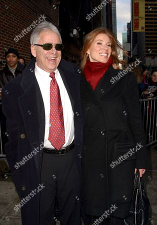 Chuck Barris and wife