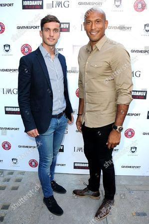 Guest and Chris Iwelumo