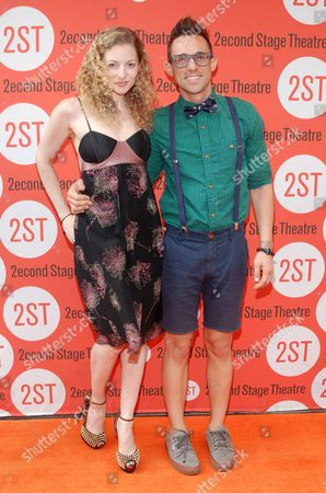 Editorial image of 'Sex With Strangers' Broadway Opening Night, New York, America - 30 Jul 2014
