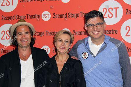 Rupert Goold, Lynne Page, Roberto Aguirre-Sacasa
