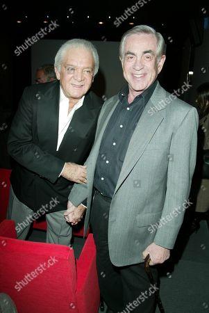 Marty Richards and Martin Bregman