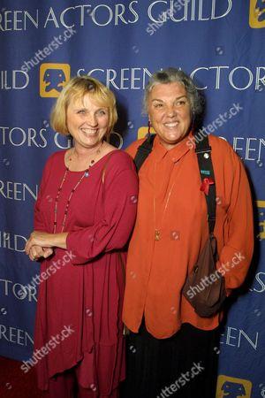 Tess Harper & Tyne Daly