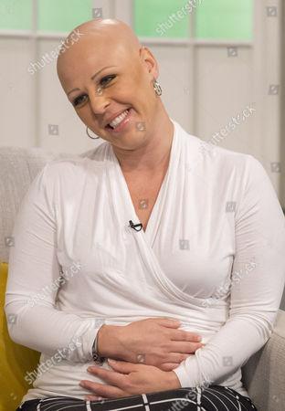 Editorial photo of 'Lorraine Live' TV Programme, London, Britain. - 31 Jul 2014