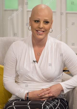 Editorial image of 'Lorraine Live' TV Programme, London, Britain. - 31 Jul 2014