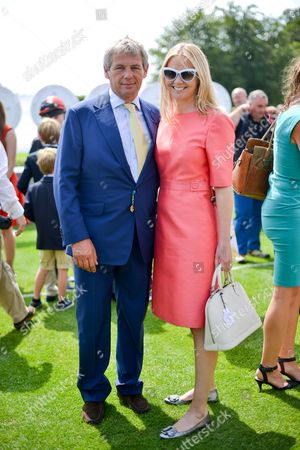 Charles Gordon-Watson and Kate Reardon