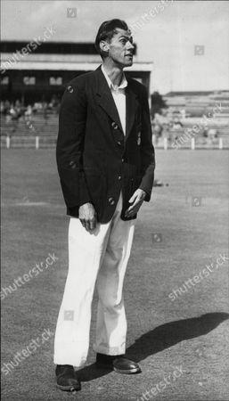 David Skinner Cricketer.