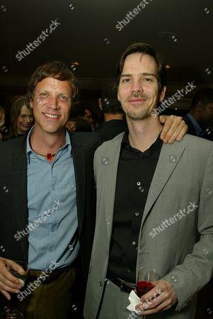 Todd Haynes and Glenn Williamson