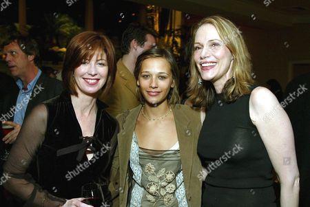 Dana Delany, Kidada Jones and her mother Peggy Lipton