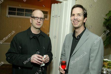 Steven Soderbergh and  Glenn Williamson