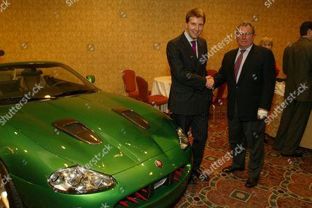 Simon Sproule and Gary Dartnall