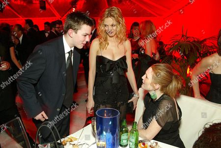 Nicholas Hoult, Heather Graham and Julianne Moore