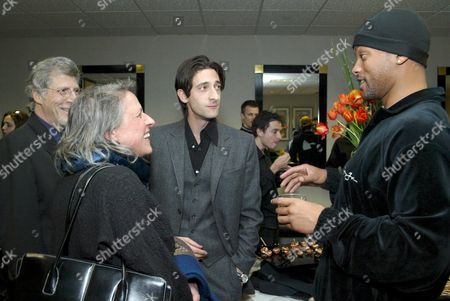Editorial image of SCREENING OF  FILM 'THE PIANIST', LOS ANGELES, AMERICA - 18 JAN 2003