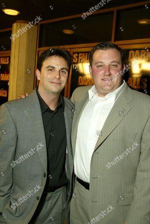 William Sherak and Jason Shuman