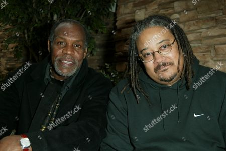 Danny Glover and director Ernest Dickerson