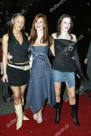 DANIELLE HENRY, AMY NUTTALL AND VERITY RUSHWORTH