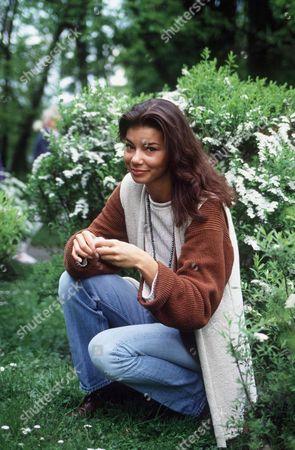 Stock Image of EDYTA GORNIAK, POLISH SINGER