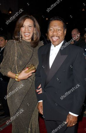 Stock Picture of MARILYN MCCOO AND BILLY DAVIS JNR