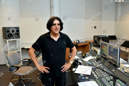 Editorial photo of Jaz Colmen records new version of Nirvana hits with St Petersburg Symphony Orchestra, Russia - 31 Jul 2014