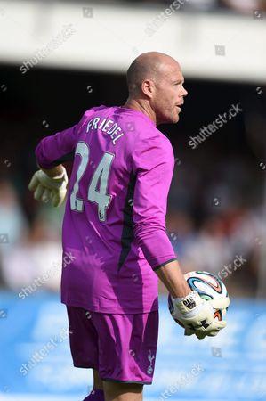 Tottenham's Brad Friedel