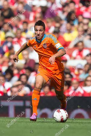 Rodrigo Moreno Machado of Valencia