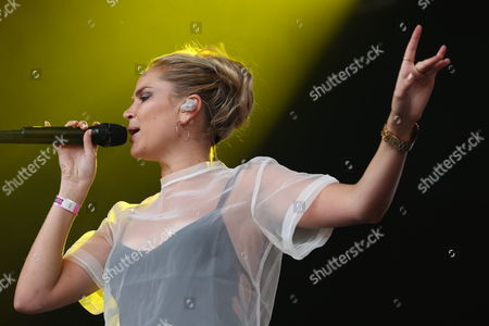 Editorial image of Kendal Calling music festival, Lowther Deer Park, Britain - 03 Aug 2014