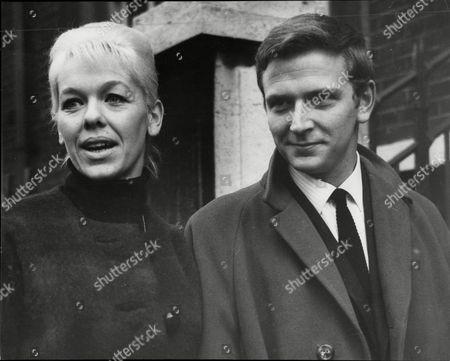 Editorial picture of Actress Josephine Blake And Actor David Kernan.