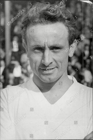 Footballer Norman Smith Of Barnsley Fc.