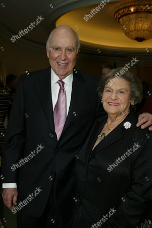 Honorees Carl and Estelle Reiner