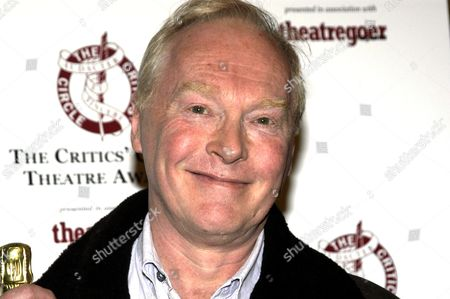 Editorial picture of THE CRITICS CIRCLE THEATRE AWARDS AT THE THEATRE ROYAL, DRURY LANE, LONDON, BRITAIN - 04 FEB 2003