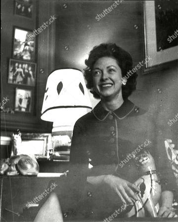 Mrs Susan Buchanan Wife Of Actor Jack Buchanan.