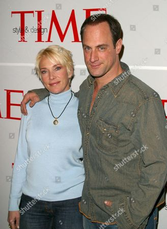 CHRIS MELONI AND WIFE SHERMAN WILLIAMS