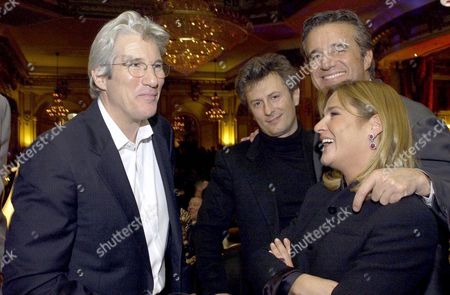 Editorial image of 'CHICAGO' FILM PREMIERE, ROME, ITALY - 10 FEB 2003