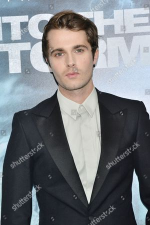 Editorial image of 'Into the Storm' film premiere, New York, America - 04 Aug 2014