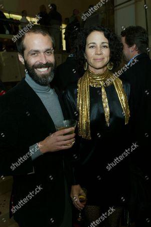 Roman Alonso and Lisa Eisner