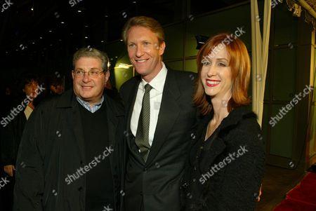 Jon Gunpert, MGM's Chris McGurk and Jamie McGurk