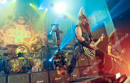 Zakk Wylde and Dario Lorina  - Black Label Society