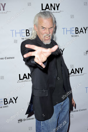 Editorial photo of 'The Bay' web series premiere, Los Angeles, America - 04 Aug 2014