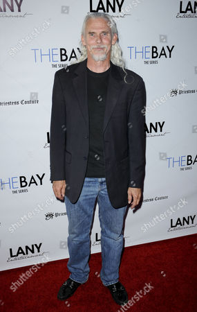 Editorial picture of 'The Bay' web series premiere, Los Angeles, America - 04 Aug 2014