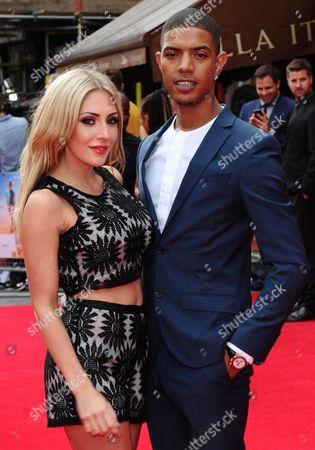 Ashley Emma and Richard Rawson